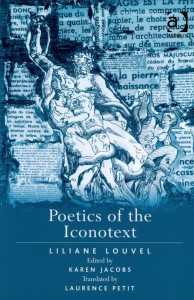cover poetics of the iconotext
